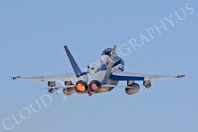 AB-F-18USMC 00016 McDonnell Douglas F-18D Hornet USMC VMFA(AW)-121 by Peter J Mancus