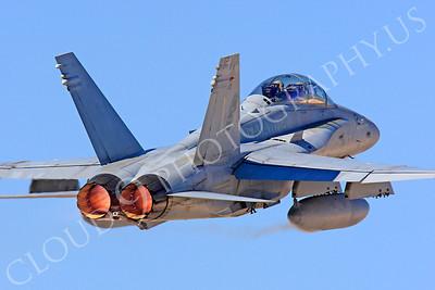 AB-F-18USMC 00002 McDonnell Douglas F-18D Hornet USMC VMFA(AW)-121 by Peter J Mancus