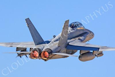 AB-F-18USMC 00020 McDonnell Douglas F-18D Hornet USMC VMFA(AW)-121 by Peter J Mancus