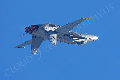 AB-F-18USN-L 00004 McDonnell Douglas F-18 Hornet VFA-125 by Peter J Mancus