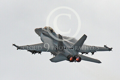 AB-F-18USN-S 00006 Boeing F-18 Super Hornet VFA-106 US Navy by Peter J Mancus