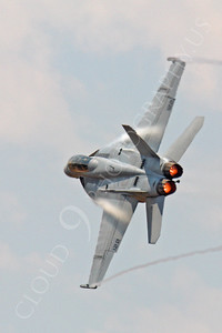 AB-F-18USN-S 00026 Boeing F-18 Super Hornet by Peter J Mancus