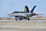 Boeing F-18E-USN 00219 A Boeing F-18E Super Hornet USN 166859 VFA-115 EAGLES commanding officer's airplane USS George Washington NF code with large bombs takes off in afterburner at NAS Fall ...