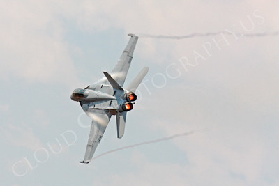 AB-F-18USN-S 00008 Boeing F-18 Super Hornet by Peter J Mancus