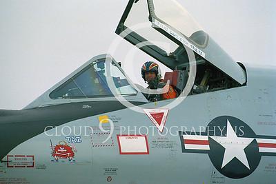ACM 00015 F-106 pilot Capt Dick Stultz by Peter J Mancus