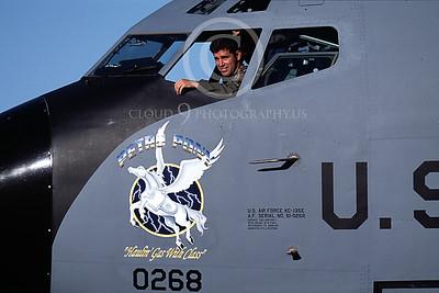 ACM 00020 KC-135 Stratotanker pilot by Peter J Mancus