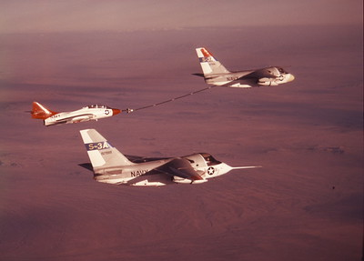 ARS3 00004 Lockheed S-3 Viking and GrummanTF-9 Cougar, US Navy, produced by Peter J Mancus