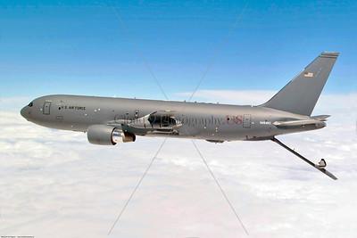 USAF Boeing KC-46 Pegasus Aerial Refueling Pictures