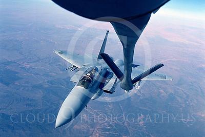 ARF15 00003 McDonnell Douglas F-15 Eagle US Air Force by Peter J Mancus