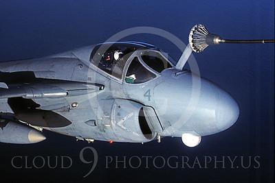 ARA6 00002 Grumman A-6 Intruder airplane picture by Peter J Mancus