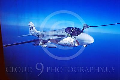 ARA6 00005 Grumman A-6E Intruder 155600 US Marine Corps VMA(AW)-121 February 1985 by Peter J Mancus