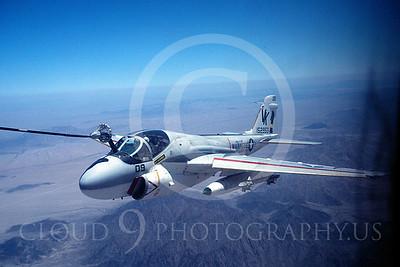 ARA6 00006 Grumman A-6E Intruder US Marine Corps VMA (AW)-121 152953 June 1982 by Peter J Mancus