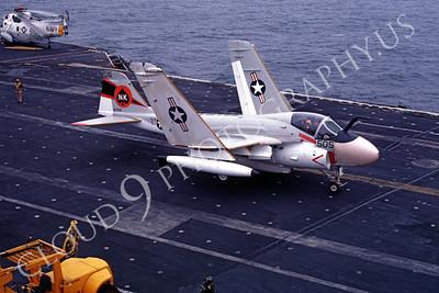 ACCSA6 00003 Grumman A-6 Intruder VA-196 by Peter B Lewis