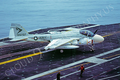 ACCSA6 00008 Grumman A-6E Intruder VA-165 USS Constellation by Peter J Mancus