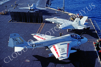 ACCSA6 00002 Grumman A-6E Intruder VA-128 November 1983 by Peter J Mancus