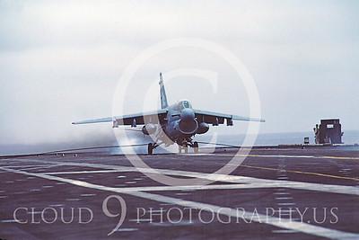 ACCSA7 00012 Vought A-7E Corsair II US Navy by Peter J Mancus