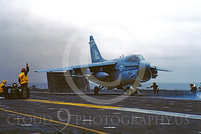 ACCSA7 00014 Vought A-7E Corsair II US Navy by Peter J Mancus SS