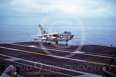 ACCSA7 00011 Vought A-7E Corsair II VA-147 by Peter J Mancus