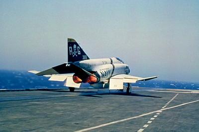 ACCSF4 000010 McDonnell Douglas F-4 Phantom II US Navy  VF-84 USS Independence AG tail code USNP