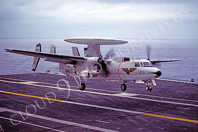 ACCSE2 00002 Grumman E-2 Hawkeye July 1982 by Peter J Mancus