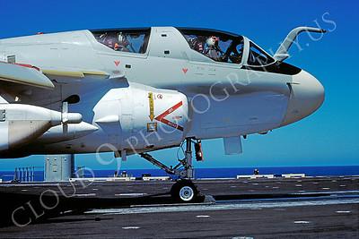 ACCSEA6B 00007 Grumman EA-6B 1983 by Peter J Mancus