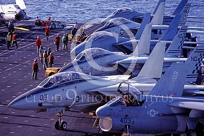 ACCSF14 00003 Grumman F-14 Tomcat June 1983 by Peter J Mancus