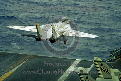 ACCSF14 00010 Grumman F-14 Tomcat VF-2 official US Navy photograph