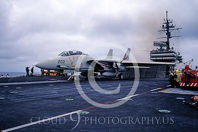ACCSF14 00006 Grumman F-14 Tomcat June 1983 by Peter J Mancus