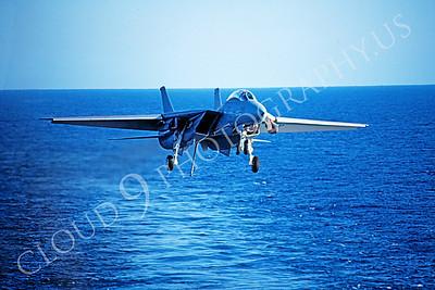 ACCSF14 00018 Grumman F-14 Tomcat by Peter J Mancus