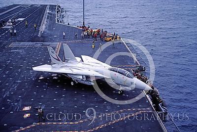 ACCSF14 00005 Grumman F-14 Tomcat July 1982 by Peter J Mancus