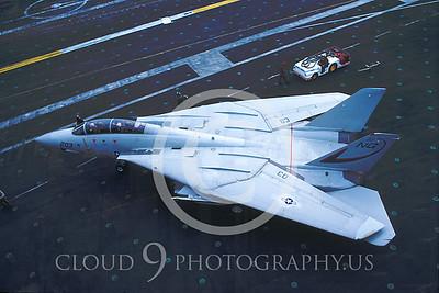 ACCSF14 00011 Grumman F-14 Tomcat July 1982 by Peter J Mancus