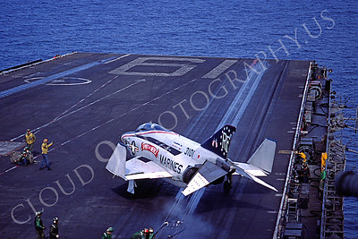 ACCSF4 00003 McDonnell Douglas RF-4 Phantom II USMC 14 December 1976 by Don Logan