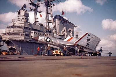 ACCSF7 00001 Vought F7U Cutlass official US Navy photograph