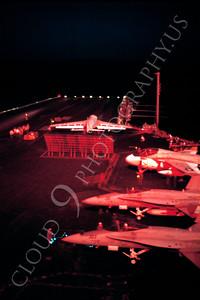 ACCSA6 00005 Grumman A-6 Intruder night launch by Peter J Mancus