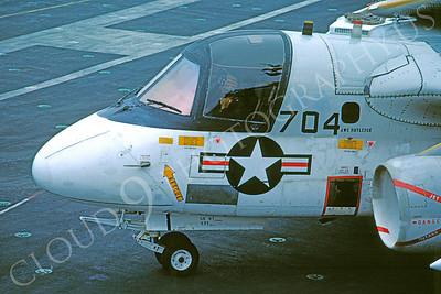 CUNMJ 00077 Lockheed S-3 Viking US Navy July 1982 by Peter J Mancus