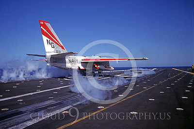 ACCSS3 00003 Lockheed S-3 Viking 0131 VS-33 USS Ranger by Peter J Mancus