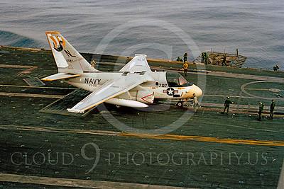 ACCSS3 00017 Lockheed S-3 Viking 587 VS-29 US Navy by Rene J Francillon