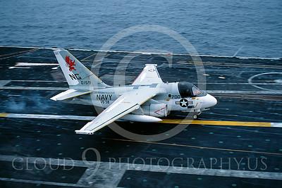 ACCSS3 00012 Lockheed S-3 Viking 0159 USS Constellation by Peter J Mancus