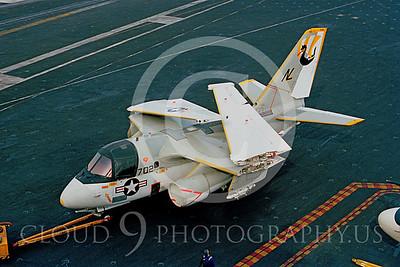 ACCSS3 00018 Lockheed S-3 Viking US Navy by Rene J Francillon