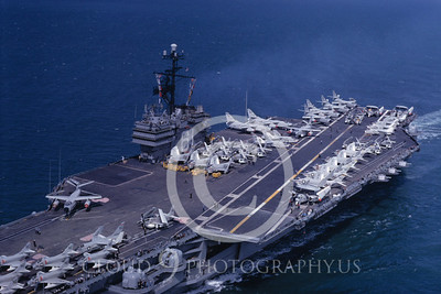 ACCS 00008 USS Ranger August 1961 by William T Larkins