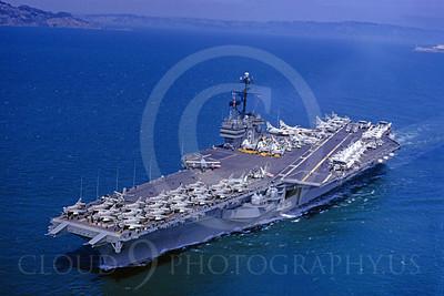 ACCS 00002 USS Ranger August 1961 by William T Larkins