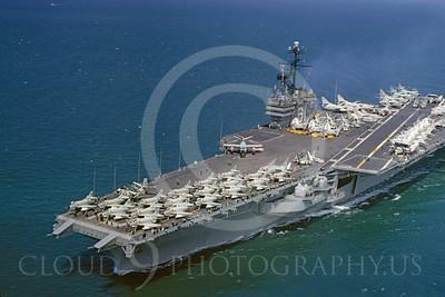 ACCS 00006 USS Ranger August 1981 by William T Larkins