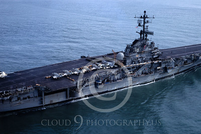 ACCS 00014 USS Hancock 15 April 1970 by Peter B Lewis