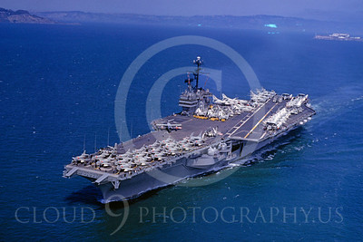 ACCS 00005 USS Ranger August 1961 by William T Larkins