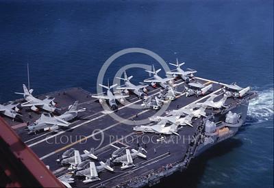 ACCS 00011 USS Ranger August 1981 by William T Larkins