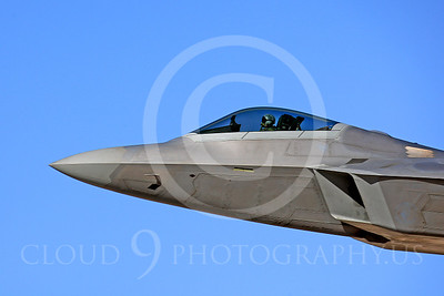 CUNMJ 00002 Lockheed Martin F-22 Raptor US Air Force by Peter J Mancus