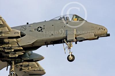 CUNMJ 00010 Fairchild A-10 Thunderbolt II USAF by Peter J Mancus