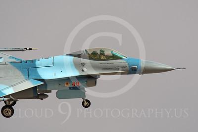 CUNMJ 00012 Lockheed Martin F-16 Fighting Falcon US Air Force by Peter J Mancus
