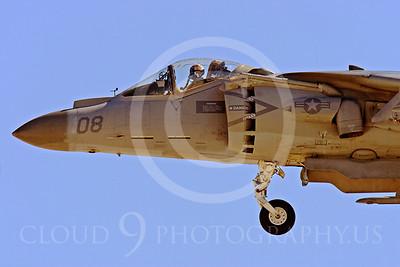 CUNMJ 00002 McDonnell Douglas AV-8B Harrier II USMC by Peter J Mancus