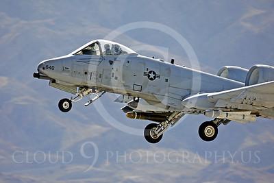 CUNMJ 00004 Fairchild A-10 Thunderbolt II USAF by Peter J Mancus